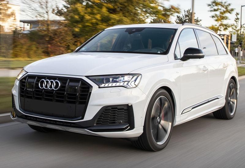 Audi a lansat pe piata noul SUV Q7 2019 facelift