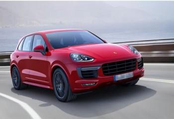 SUV-urile Porsche Cayenne din a doua generatie sunt disponibile la PHP Rent a Car
