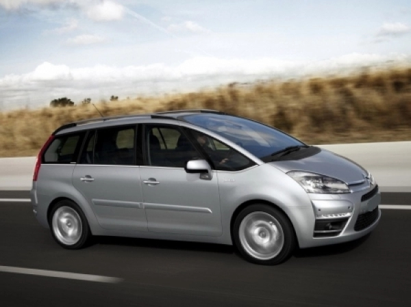 Citroen C4 Grand Picasso  Automatic