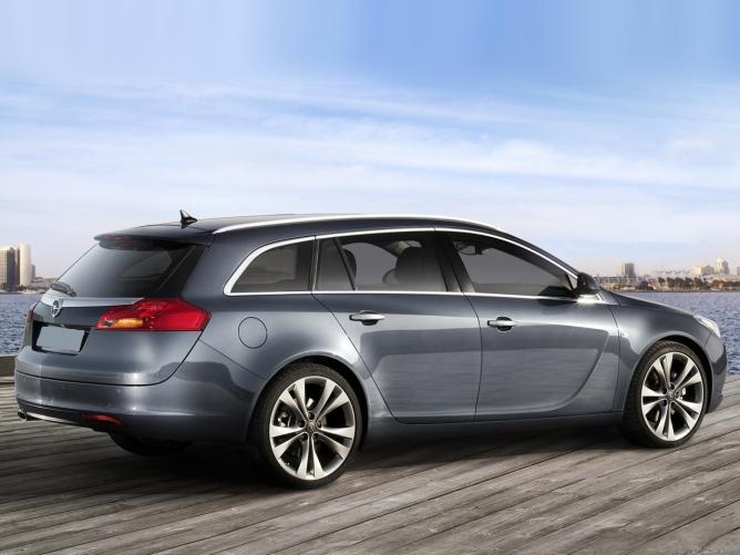 Opel Insignia Automatic