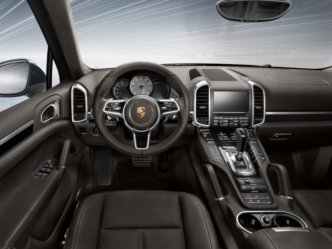Porsche Cayenne New